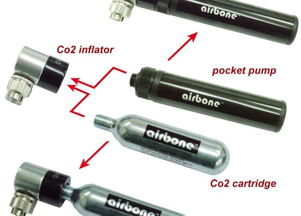airboneハイブリッドポンプ